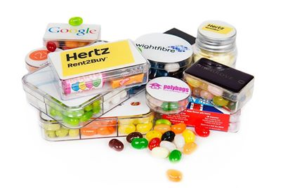 Sweets as promotional products